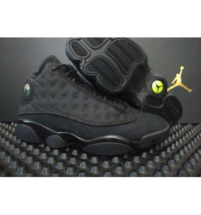 Jordan Retro 13 XIII Black Cat
