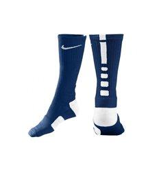Носки Nike Elite 1.5 Crew синие с белым