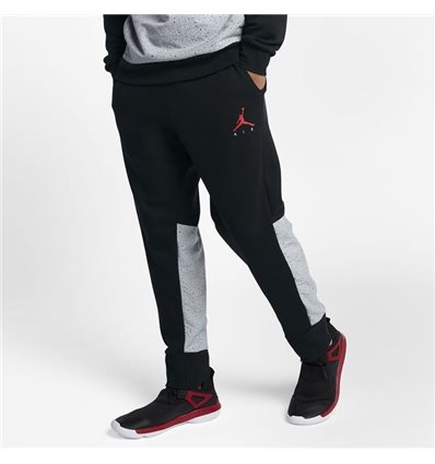 Штаны JORDAN FLIGHT FLEECE CEMENT PANT BLACK