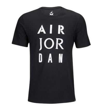 Футболка Jordan JSW HBR AJ Stencil
