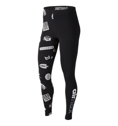 Женские Nike Air Max Logo Leggings