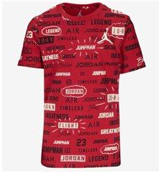 Детская / Женская футболка Jordan Full Court AOP