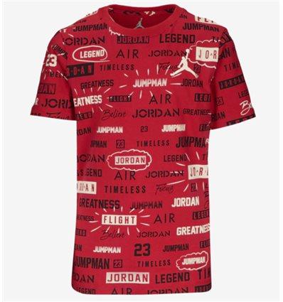 Детская футболка Jordan Full Court AOP