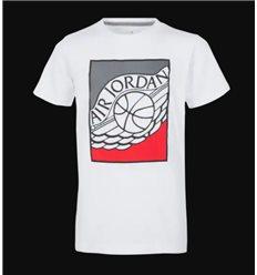 Детская / Женская футболка Jordan Mondrian Wings