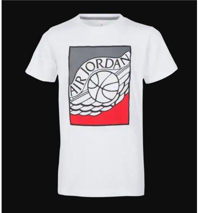 Детская футболка Jordan Mondrian Wings