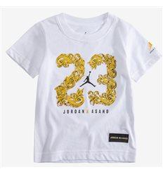 Детская / Женская Футболка Jordan x Asahd 23 Royalty