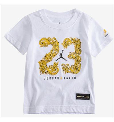 Детская Футболка Jordan x Asahd 23 Royalty