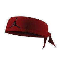 Бандана Jordan красная