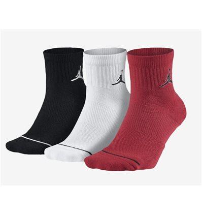Носки Jordan Jumpman No-Show 3 Pack Socks короткие 3 цвета