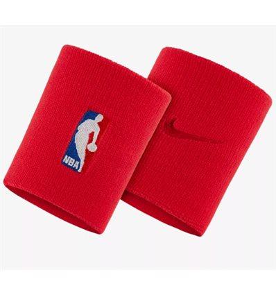 Напульсник Nike NBA Elite красный
