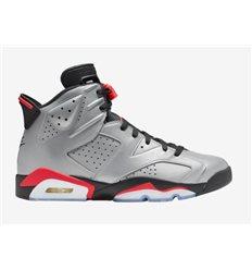 "Jordan Retro 6 ""Infrared"" Reflective"