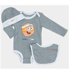 Детский набор Infant Nike Emoji Basketball