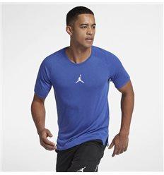 Футболка Jordan 23 Alpha Dry Short Sleeve Top синяя