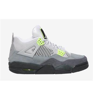 """Jordan Retro 4 """"Neon"""""""