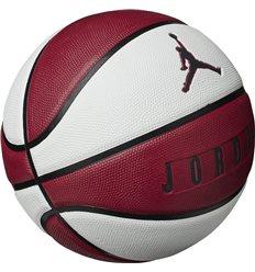 Мяч Jordan Playground бело-красный
