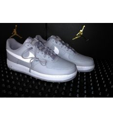 Nike Air Force 1 Wolf Grey White