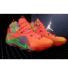 Nike Lebron 12 Six Meridians