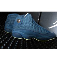Jordan retro 13 sqadron blue